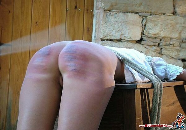Severe Caning Mom 32