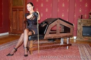 Madame Catarina Professional Dominant in Berlin Germany